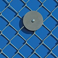 Wall Padding Chain Link Fence Mounts (Priced per SQFT of Padding)